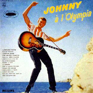 "n° 58 : ""Johnny Live 1981"" Olympi10"
