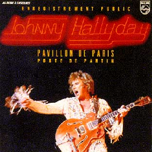 "Timbres Johnny Hallyday ""Tour 66"" Oyhybn10"