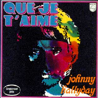 "Disquaire Day 2019 ""Hello Johnny"" vinyle rose le 13 avril Palais11"