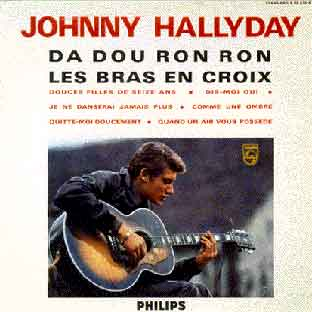 "Disquaire Day 2019 ""Hello Johnny"" vinyle rose le 13 avril Rslnyp10"