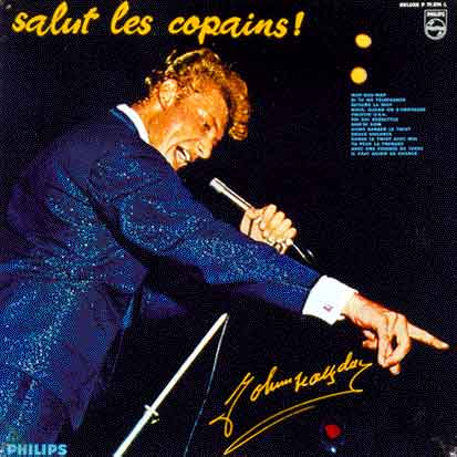 "Timbres Johnny Hallyday ""Tour 66"" Salut_11"