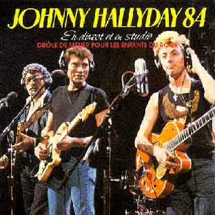 "Timbres Johnny Hallyday ""Tour 66"" Wcta5710"