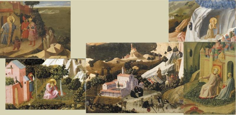 Un panneau inédit de Fra Angelico Angeli11