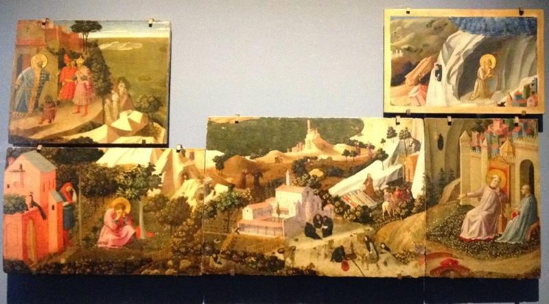 Un panneau inédit de Fra Angelico Img_1610