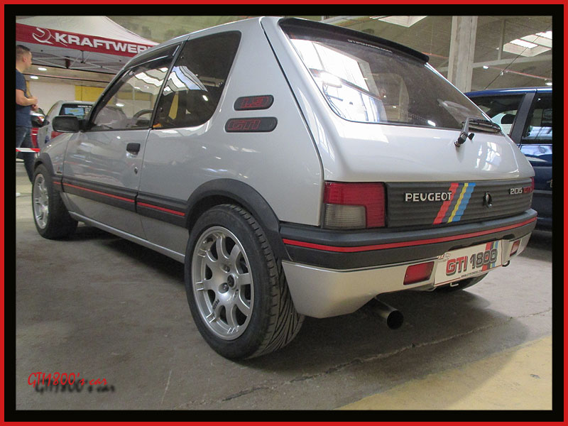 [GTI1800] 205 GTI.....205 T16.. SEPT 2019 - Page 10 Img_3311
