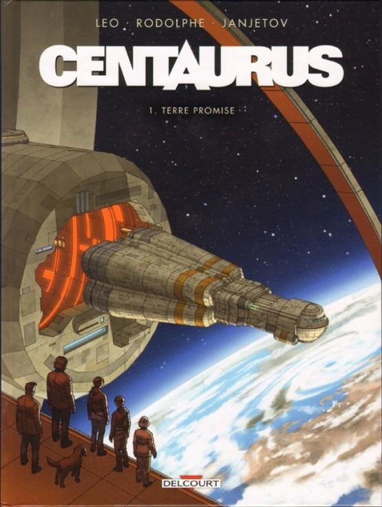 Science-fiction française - Page 2 Centau10