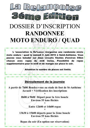 Randonnée moto enduro et quad La RELANÇOISE le samedi 6 juin Captur11