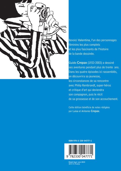 Guido Crepax - Page 2 Crepax18