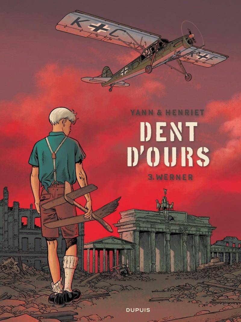 Dent d'ours et autres BD de Yann et Henriet Dd310