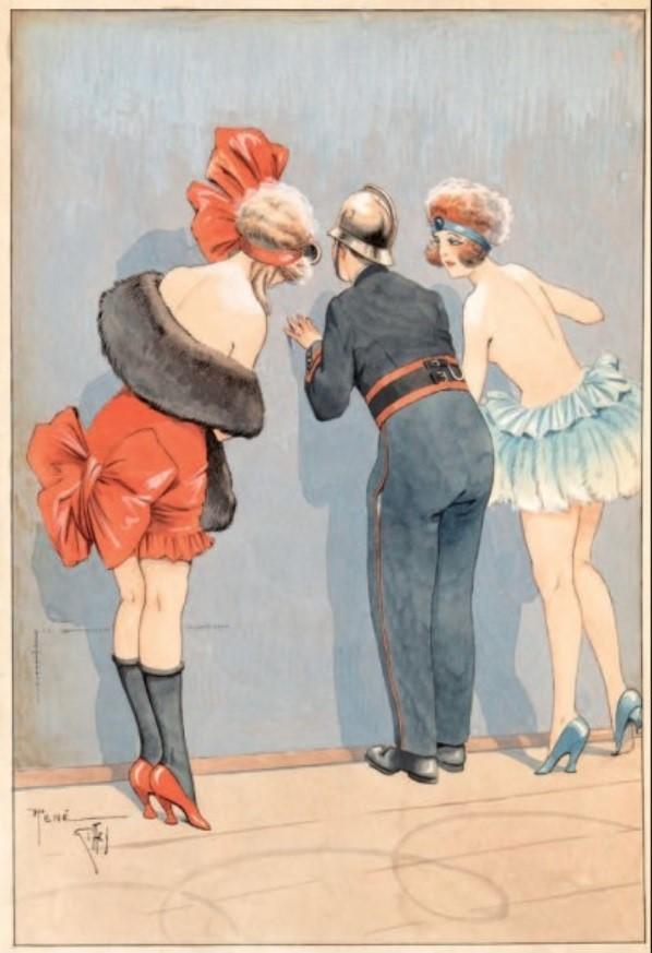 René Giffey dessinateur d'histoire (s) - Page 4 Giffey28