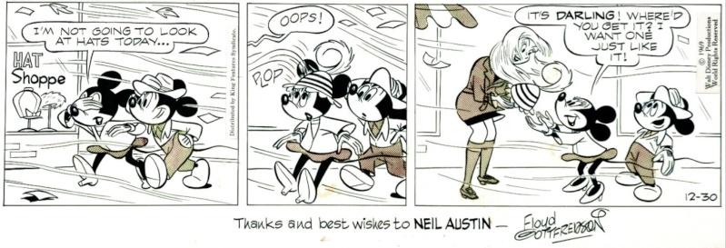 Mickey par Iwerks, Gottfredson et les autres - Page 6 Gottfr10