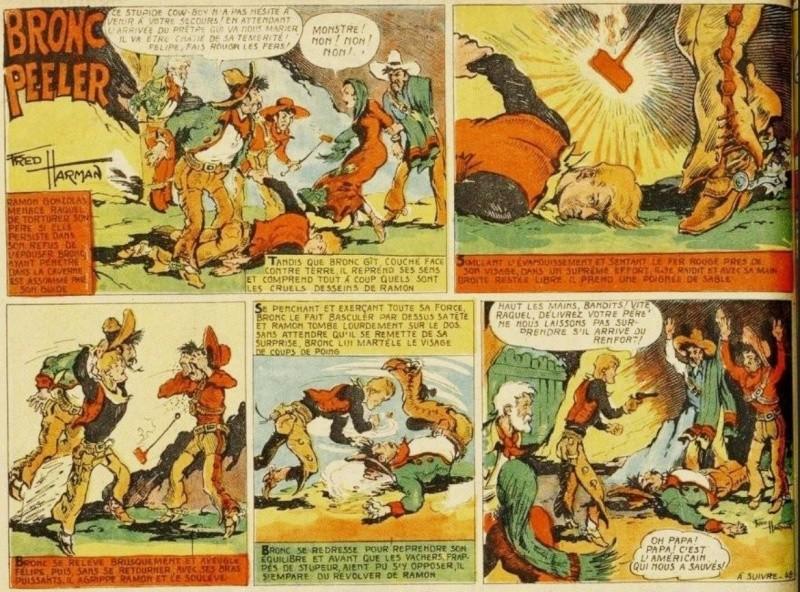 Bronc Peeler de Fred Harman - Page 2 Harman15