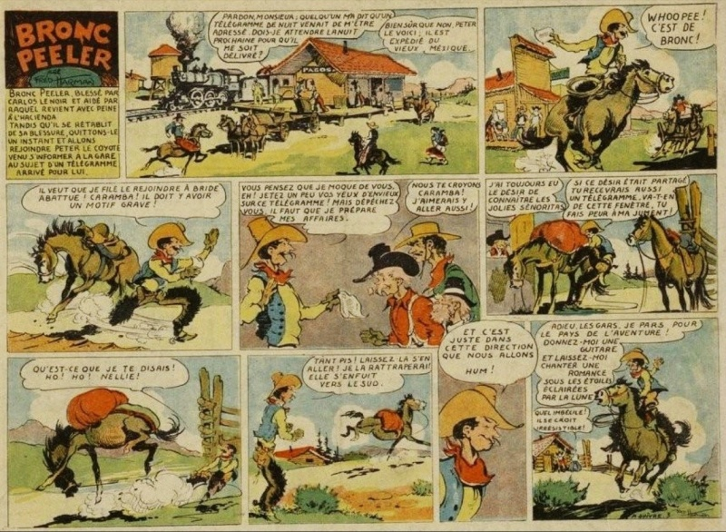 Bronc Peeler de Fred Harman - Page 2 Harman23