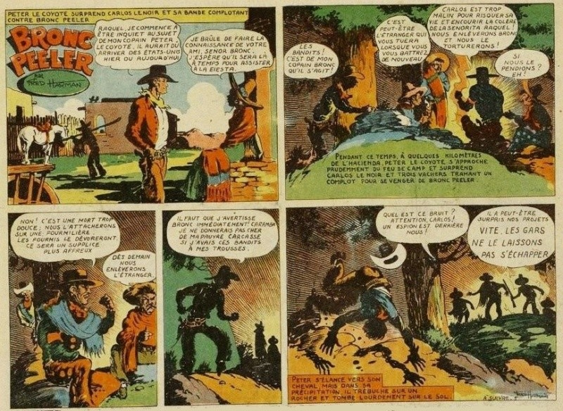 Bronc Peeler de Fred Harman - Page 2 Harman26