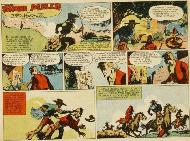 Bronc Peeler de Fred Harman - Page 2 Harman29