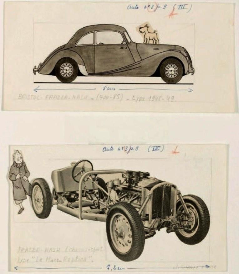 Jacques Martin a un hobby, la mécanique Martin15