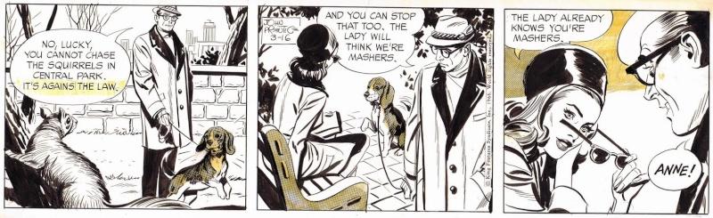 Alex RAYMOND et ses personnages - Page 4 Prenti10