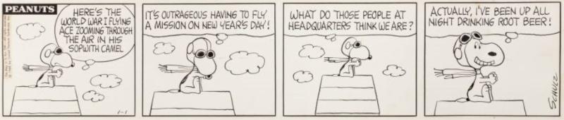 """La saga """"Peanuts"""" - Page 4 Schulz15"""