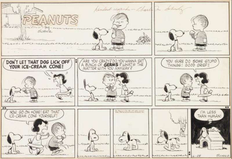 """La saga """"Peanuts"""" - Page 4 Schulz18"""