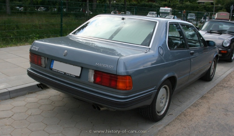 Maserati '90 1986-210