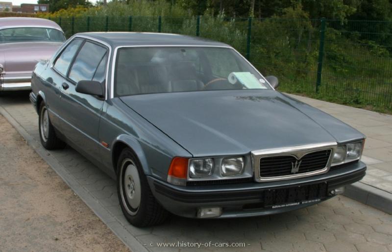 Maserati '90 22810