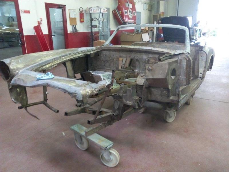 Consigli su 3500 GTi Spyder Vignale da restauro totale - Pagina 2 Img_2014