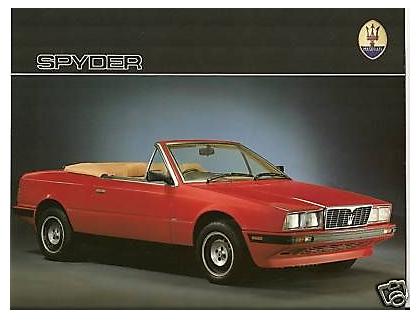 Censimento Spyder anni 1984-1988 Spyder10