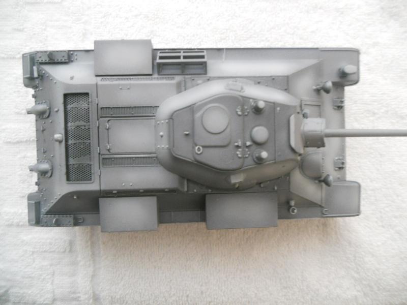 German Pz.Kpfw. T-34/76 747(r) [ DRAGON ] (Peinture terminée) Dscn8410