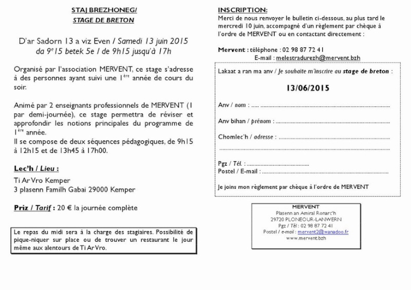 Staj brezhoneg gant Mervent d'ar Sadorn 13 a viz Mezheven e Kemper Flyer_11