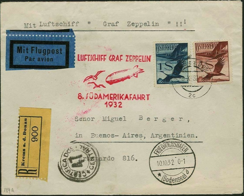 Südamerikafahrten LZ 127 1932 - Seite 2 19320610