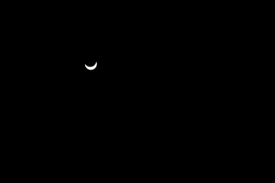 Eclipse partielle du soleil 15032010