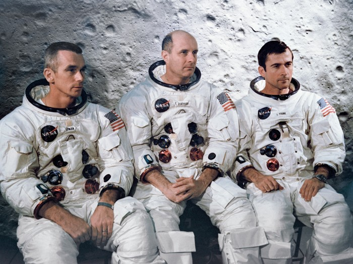 "1973 : ""Charlie Brown"", la cabine d'Apollo 10 s'est exposée en France A10_cr10"