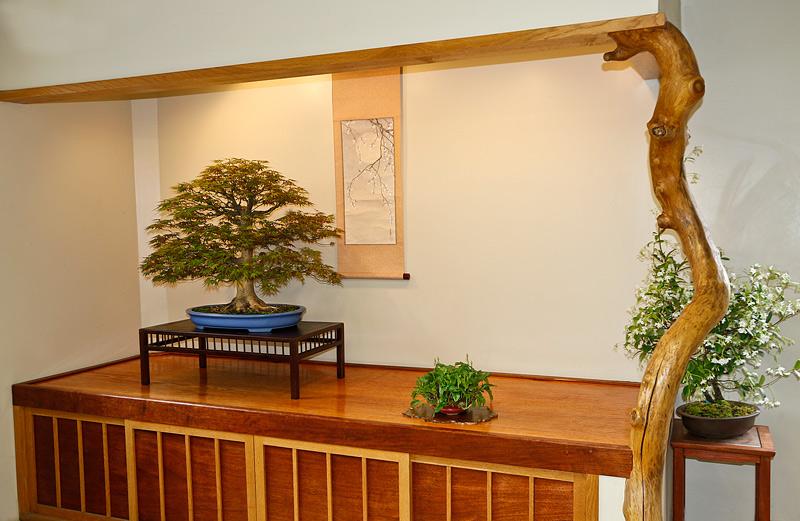 a spring display Japane10