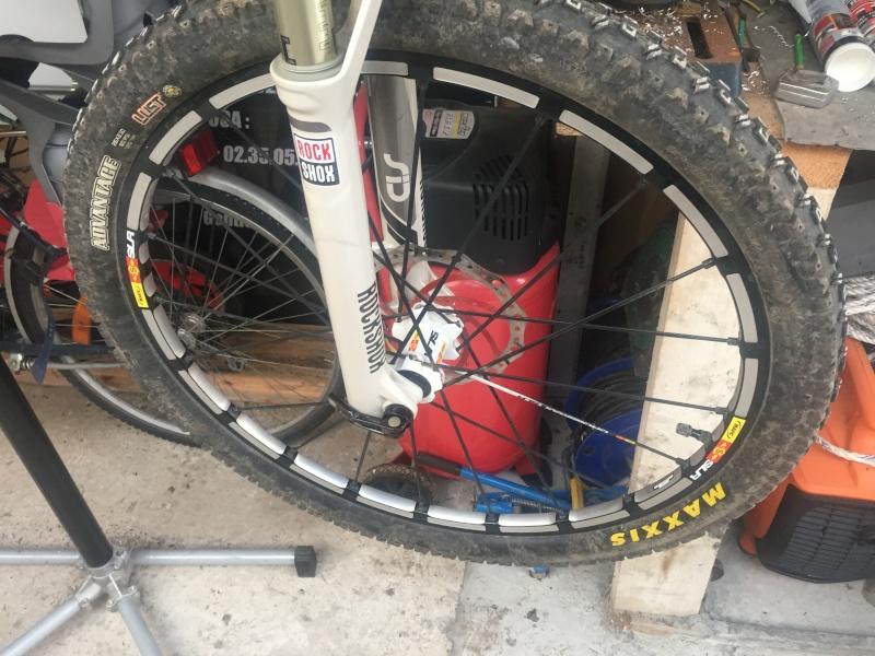 [vendu] paire de roue mavic SLR 26 pouces Img_2612