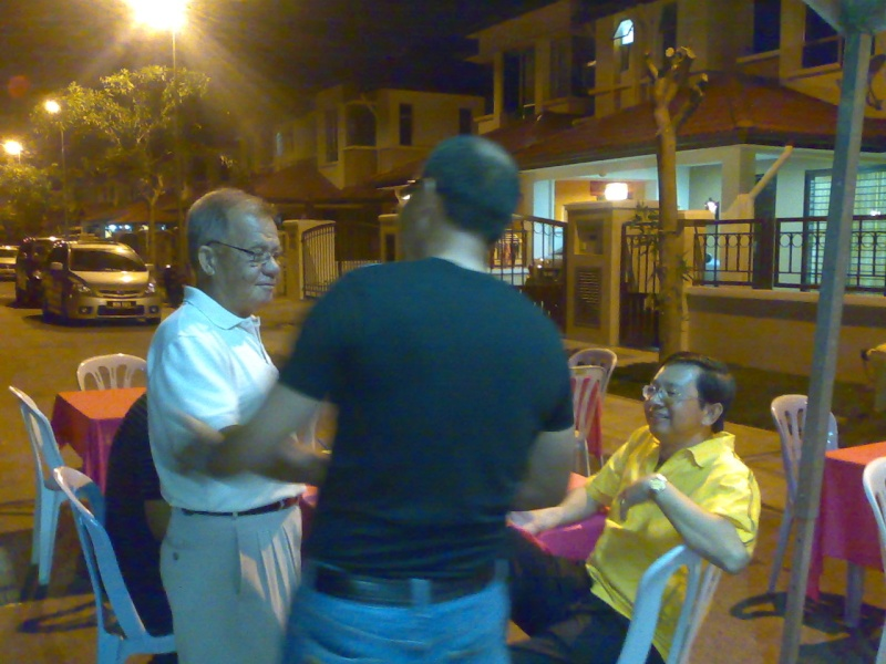 Palma New Year 2010 and Farewell To Dato' Redza Party 01012010