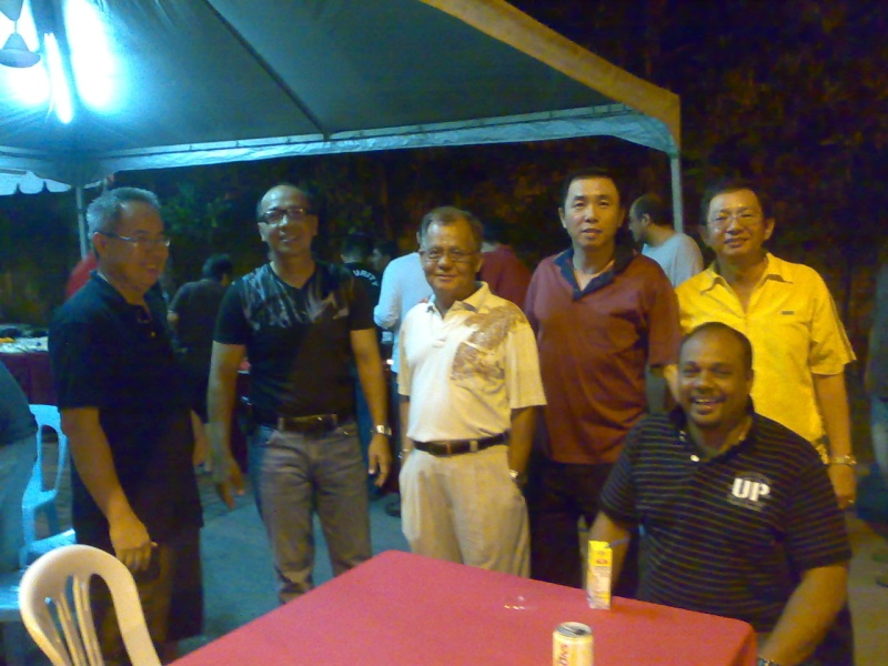 Palma New Year 2010 and Farewell To Dato' Redza Party 01012011