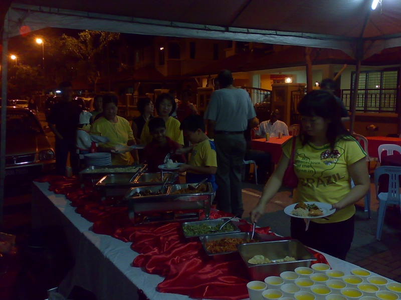 Palma New Year 2010 and Farewell To Dato' Redza Party 01012012