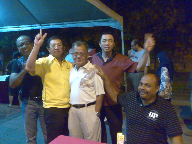 Palma New Year 2010 and Farewell To Dato' Redza Party 01012013