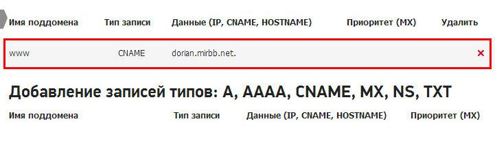 Подключение к форуму домена от 2domains.ru Dfdfd210