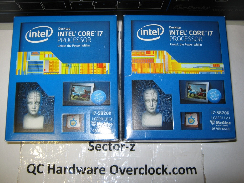 FS- 2*Intel Core i7-5820K Processor  (15M Cache, up to 3.60 GHz) Img_0510