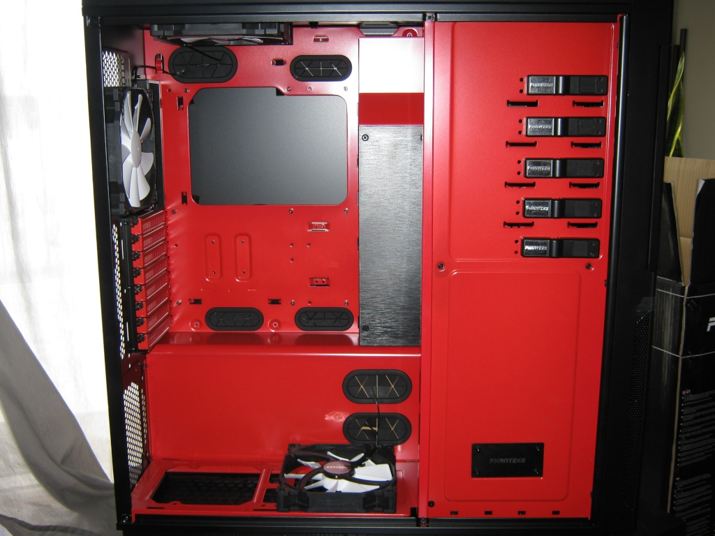 Projet pour SkiZo //// Phanteks Enthoo Primo Ultimate SE Black/Red Img_0513