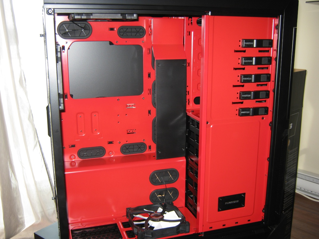 Projet pour SkiZo //// Phanteks Enthoo Primo Ultimate SE Black/Red Img_0514