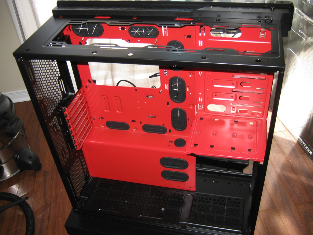 Projet pour SkiZo //// Phanteks Enthoo Primo Ultimate SE Black/Red Img_0518