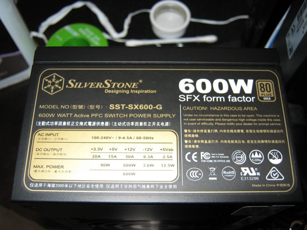 Silverstone Sugo 05 Blue/Black Img_0616