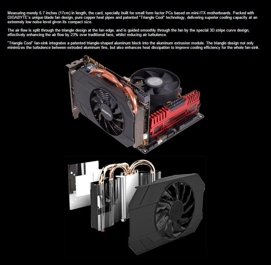 FS- Gigabyte GTX 970 Mini OC Mini310