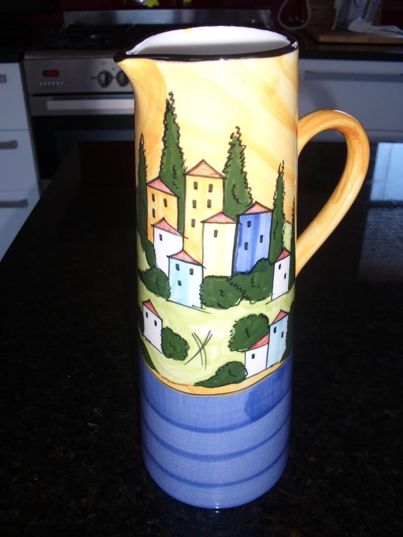 Studio Ceramics pitcher Studio10