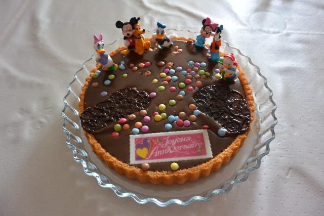 Gâteaux d'anniversaire Disney de nos miniatures - Page 2 Dsc_0619