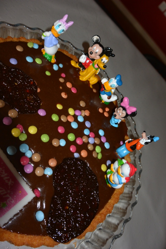 Gâteaux d'anniversaire Disney de nos miniatures - Page 2 Dsc_0620