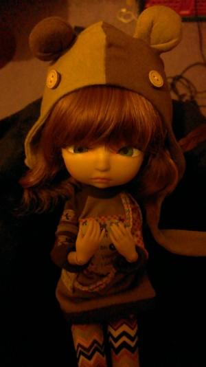 Première Doll: Pistache °^°[Lila doll sauce soja] Wp_20121
