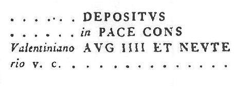 Rome souterraine. - Page 9 Page_610